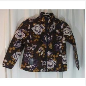 Lands End Nwt jacket womens Small 6 8 petite